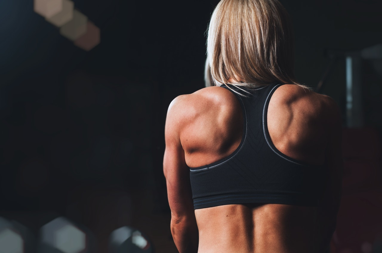 Back Exercises For Women With Heavy Busts